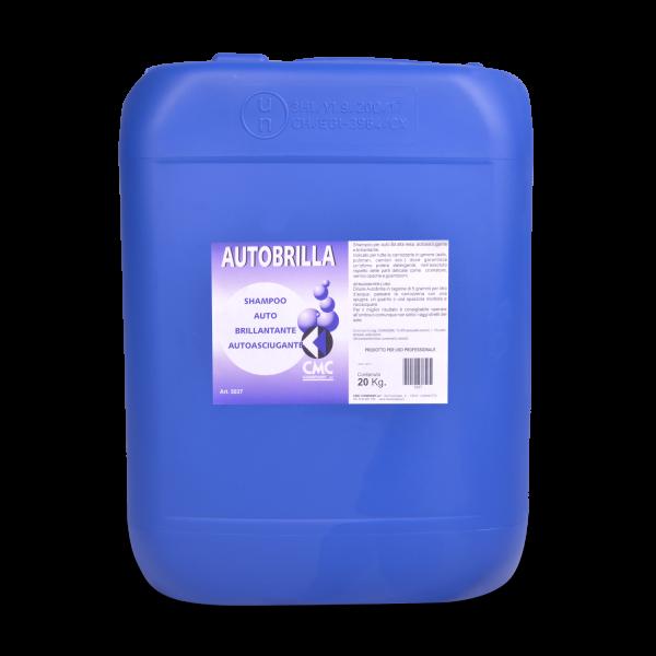 AUTOBRILLA FUSTO - Shampoo per auto autoasciugante e brillantante