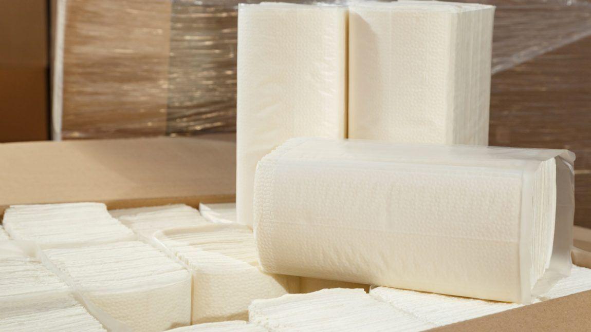 Le soluzioni di carta asciugamani di CMC COMPANY