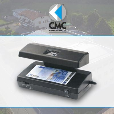 CMC COMPANY vende Money Detector per banconote e documenti