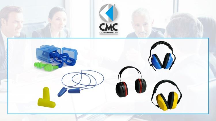 CMC COMPANY vende protezioni per udito