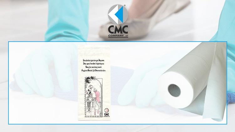 Le soluzioni di carta medicale professionale di CMC COMPANY
