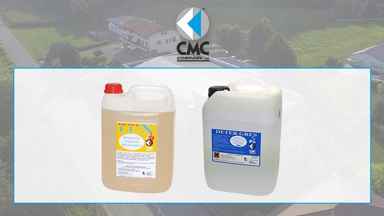 Detergenti professionali, le forniture di CMC COMPANY