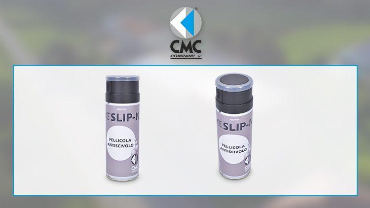 C-DET SLIP-N, spray aggrappante per superfici di CMC COMPANY