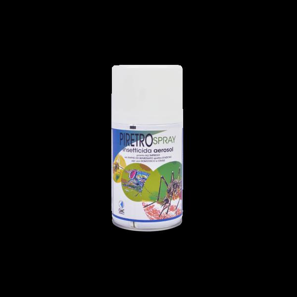 PIRETRO SPRAY ECO - Insetticida aerosol per insetti volanti e striscianti