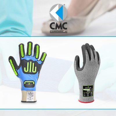 CMC COMPANY è distributore italiano dei guanti Showa