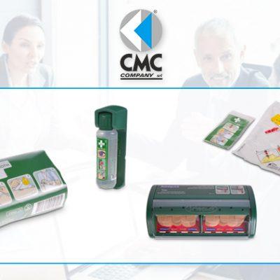 CMC COMPANY è distributore ufficiale Cederroth per l'Italia