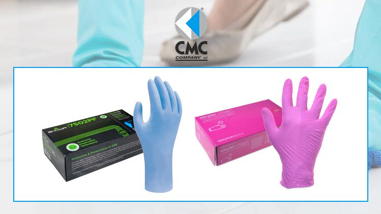 Come indossare i guanti monouso per proteggersi dal Coronavirus