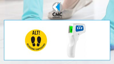 Strumenti per il controllo della temperatura COVID-19