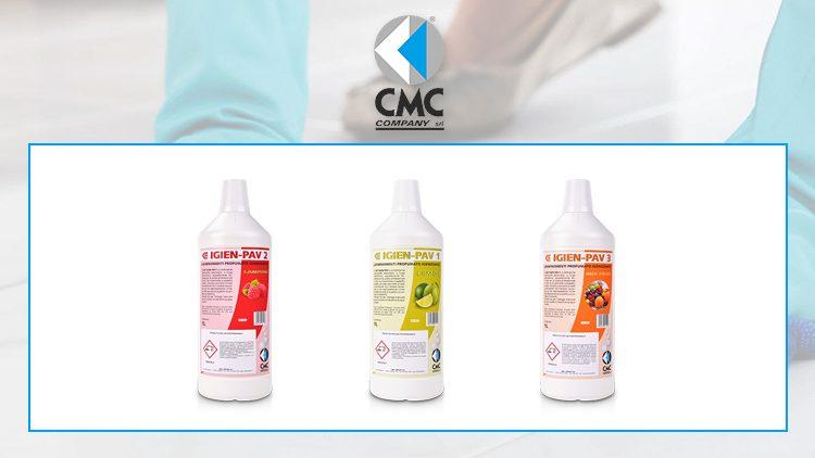 Come scegliere i detergenti per pavimenti, i consigli di CMC COMPANY